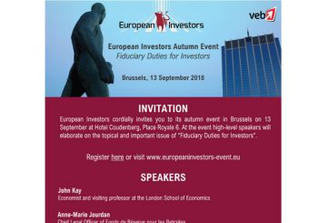 John Kay keynote speaker for autumn event European Investors